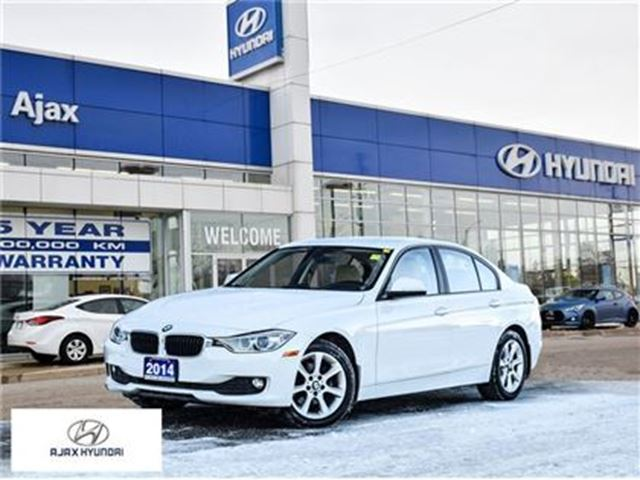 2014 BMW 3 SERIES xDrive Sedan in Ajax, Ontario
