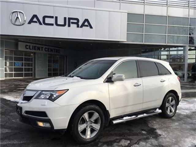 2012 ACURA MDX TECH   DVD   NAVI   BOARDS   2.9%   AWD in Burlington, Ontario