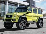 2017 Mercedes-Benz G-Class G550 4X4 SQUARED  CAR-PROOF CLEAN   DVD   NAVI in Mississauga, Ontario