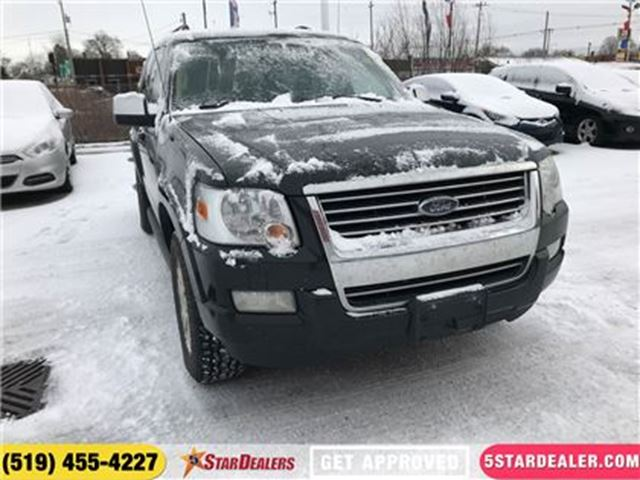 2010 FORD EXPLORER XLT   4X4   7PASS in London, Ontario
