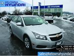 2013 Chevrolet Cruze LT Turbo 4dr Sedan in Kelowna, British Columbia