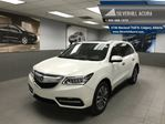 2014 Acura MDX Technology Package SH-AWD in Calgary, Alberta