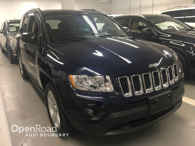2012 JEEP COMPASS 4WD 4dr Sport in Vancouver, British Columbia
