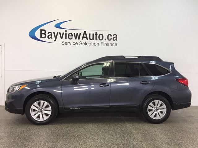 2015 SUBARU OUTBACK - AWD|SUNROOF|HTD STS|BSA|REV CAM! in Belleville, Ontario