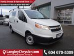 2015 Chevrolet City Express 1LS *ACCIDENT FREE * DEALER SERVICED & INSPECTED * in Surrey, British Columbia