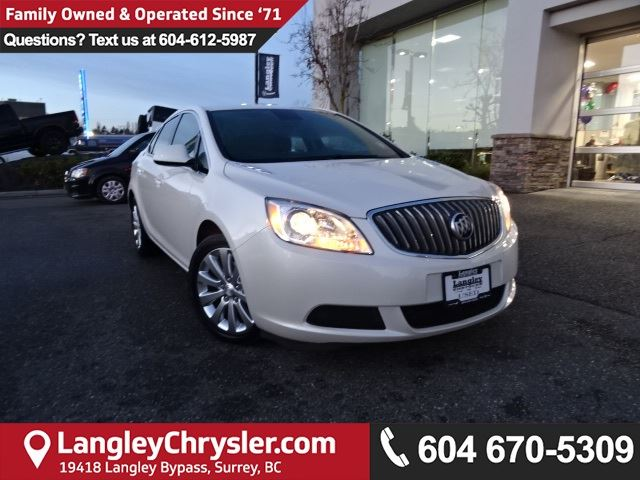 2016 BUICK VERANO Base in Surrey, British Columbia