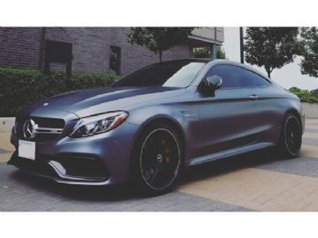 2017 MERCEDES-BENZ C-CLASS 2dr Cpe AMG C 63 S RWD in Mississauga, Ontario