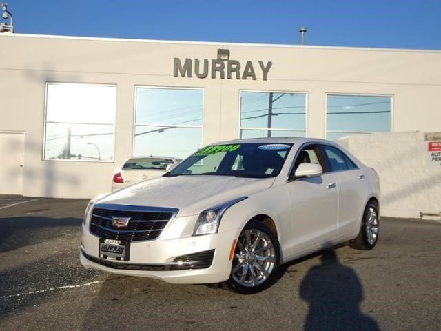 2017 CADILLAC ATS Luxury AWD in Abbotsford, British Columbia