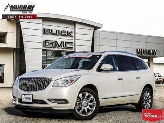 2016 BUICK ENCLAVE Leather in Penticton, British Columbia