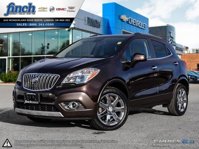 2013 BUICK ENCORE Leather in London, Ontario