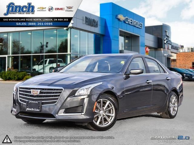 2017 CADILLAC CTS Luxury Collection AWD in London, Ontario