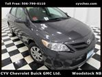 2013 Toyota Corolla CE in Woodstock, New Brunswick