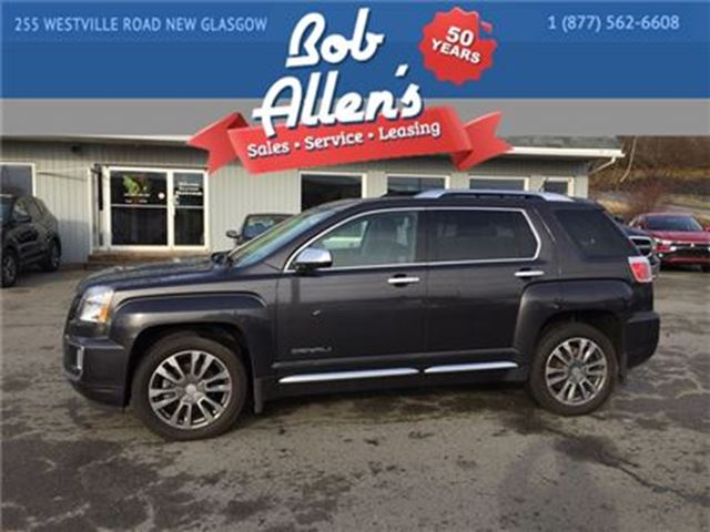 2016 GMC TERRAIN Denali in New Glasgow, Nova Scotia