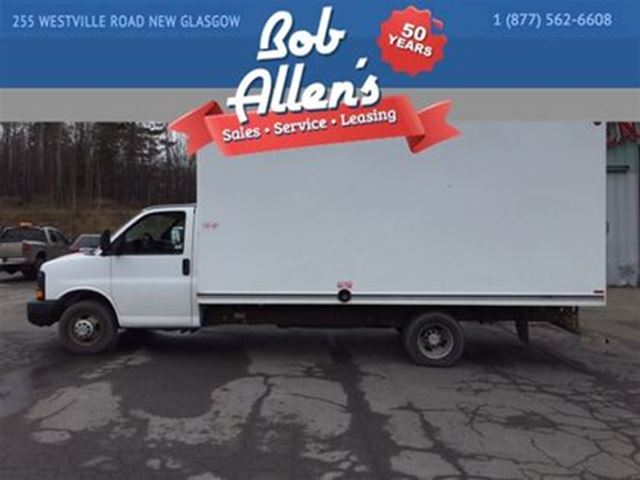 2008 CHEVROLET EXPRESS 3500 Standard in New Glasgow, Nova Scotia