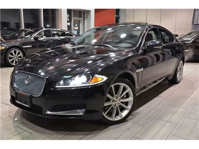 2015 JAGUAR XF 3.0L AWD With Only 60.033 Kms! in Oakville, Ontario