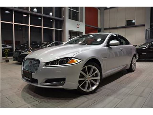 2015 JAGUAR XF 3.0L AWD With Only 54.631 Kms! in Oakville, Ontario