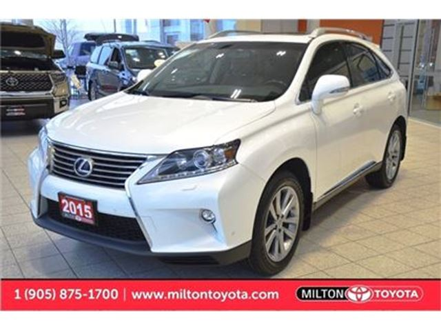2015 LEXUS RX 350 Sportdesign AWD, Leather, Navigation in Milton, Ontario