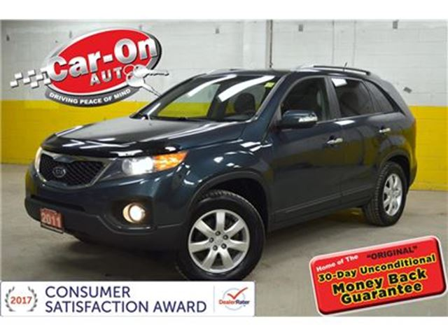 2011 KIA SORENTO HEATED SEATS BLUETOOTH ALLOYS ONLY 87, 000 KM in Ottawa, Ontario