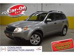 2009 Subaru Forester 2.5 X AWD HTD SEATS A/C ONLY $93 BIWEEKLY! O.A.C in Ottawa, Ontario