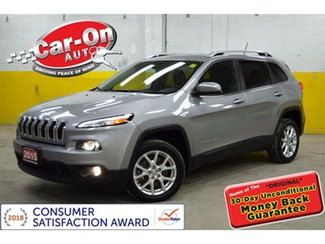 2015 JEEP CHEROKEE North 4X4 BLUETOOTH ALLOYS LOADED in Ottawa, Ontario