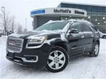 2014 GMC Acadia DENALI AWD BLINDSPOT, FORWARD COLL. LANE DEPART in Barrie, Ontario