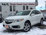 2014 Acura RDX AWD   Leather   Sunroof   NEW TIRES in Mississauga, Ontario