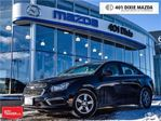 2016 Chevrolet Cruze LT 2LT,LOW FINANCE RATES,NAVIGATION,LEATHER in Mississauga, Ontario