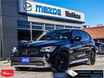 2012 BMW X1 xDrive28i (A8) LEATHER PANOROOF AWD in Markham, Ontario