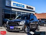 2012 MINI Cooper Countryman S AWD AT MOONROOF & LOTS MORE in Markham, Ontario
