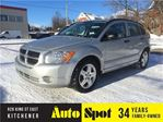 2007 Dodge Caliber SXT/LOW, LOW KMS/PRICED FOR A QUICK SALE in Kitchener, Ontario