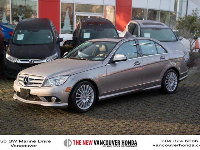 2008 MERCEDES-BENZ C-CLASS Sedan in Vancouver, British Columbia