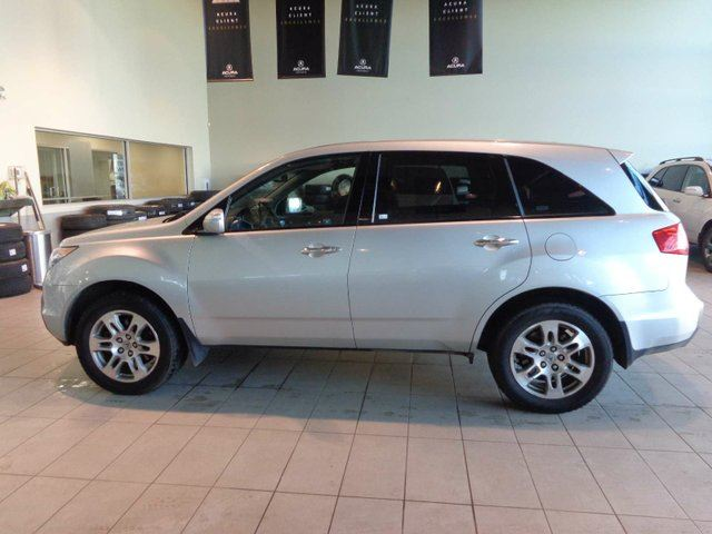 2009 ACURA MDX Base - Heated Leather, Sunroof, Bluetooth + Tri Zone Climate Control! in Red Deer, Alberta