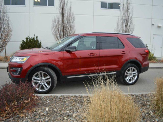 2016 FORD EXPLORER XLT 4dr 4x4 in Kamloops, British Columbia