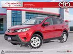 2014 Toyota RAV4 LE FWD UPGRADE PACKAGE WITH NEW BRAKES in Collingwood, Ontario
