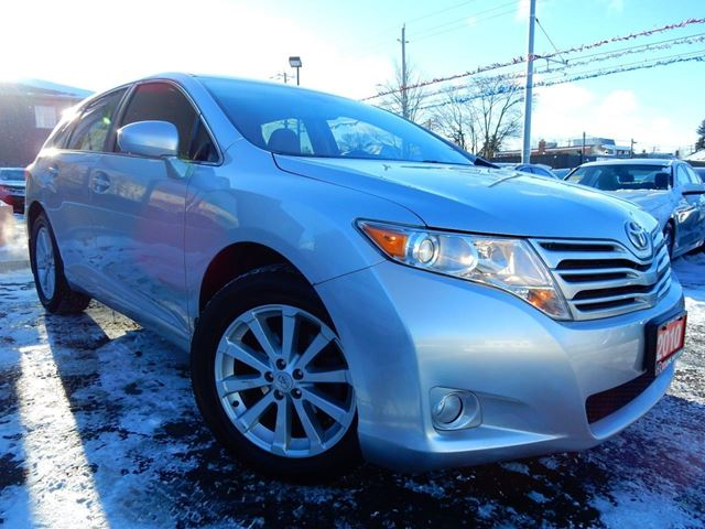 2010 TOYOTA VENZA LOADED  AUTO  BLUETOOTH  BRAND NEW TIRES in Kitchener, Ontario