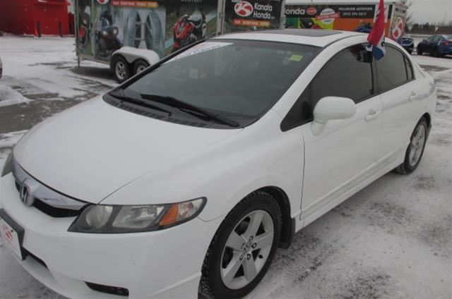 2009 Honda Civic Sedan Sport 5sp in Kanata, Ontario