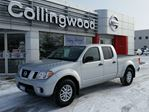 2017 Nissan Frontier SV 4x4 CC *SAVE vs NEW* in Collingwood, Ontario