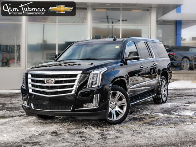 2017 CADILLAC ESCALADE ESV Luxury in Ottawa, Ontario