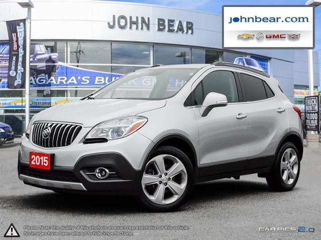 2015 BUICK ENCORE Leather in St Catharines, Ontario