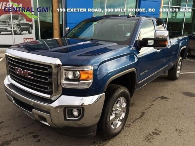 2016 GMC Sierra 3500  SLT in 100 Mile House, British Columbia