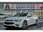 2017 Chevrolet Malibu NAVIGATION, CUIR, TOIT OUVRANT in Montreal, Quebec