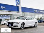 2015 Audi A5 *2.0T S-Line Leather Sunroof in Ajax, Ontario