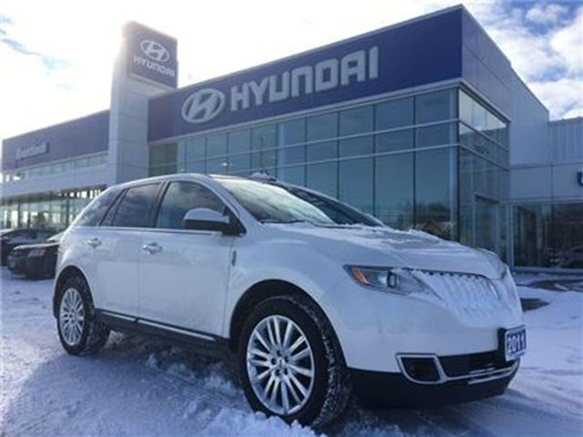 2011 LINCOLN MKX Limited - Leather Seats -  Cooled Seats in Brantford, Ontario