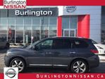 2013 Nissan Pathfinder Platinum, ACCIDENT FREE, 1 OWNER ! in Burlington, Ontario