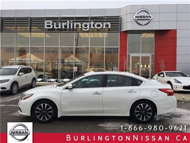 2016 NISSAN ALTIMA 2.5 SL in Burlington, Ontario