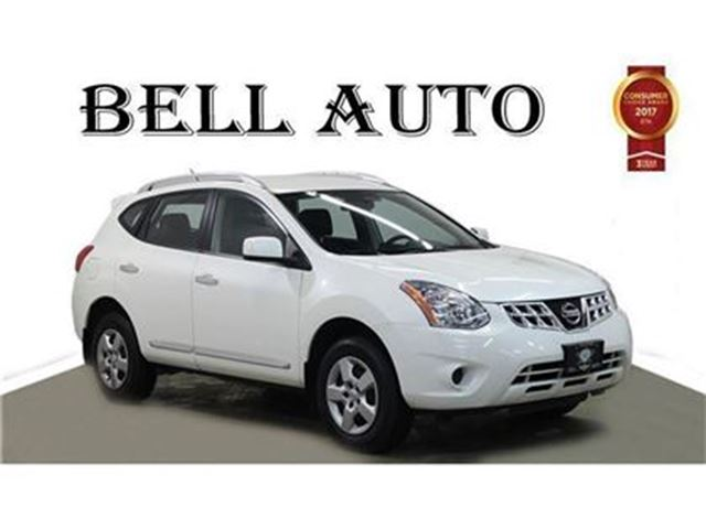 2013 NISSAN ROGUE S AWD BLUETOOTH CRUISE CONTROL VOICE COMMAND in Toronto, Ontario