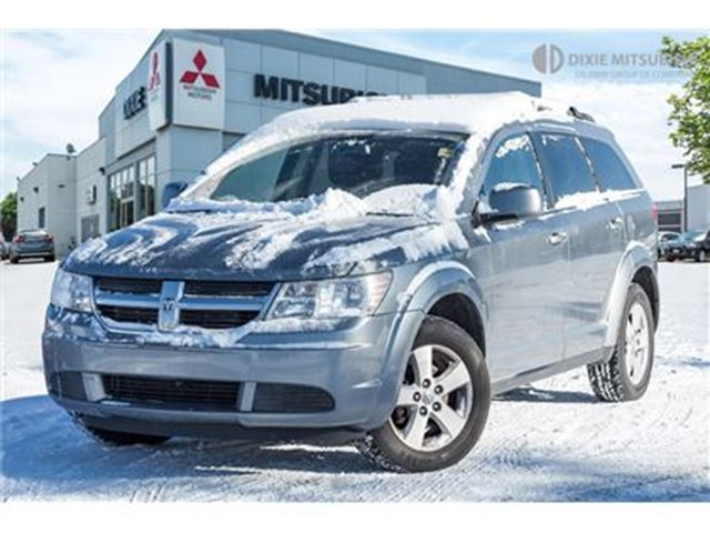 2009 DODGE JOURNEY SXT 4D Utility FWD in Mississauga, Ontario