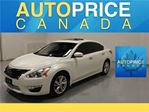 2015 Nissan Altima 2.5 SL NAVI LEATHER MOONROOF in Mississauga, Ontario