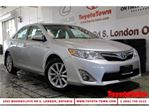 2014 Toyota Camry Hybrid SINGLE OWNER LOW MILEAGE XLE LEATHER NAVIGATION in London, Ontario