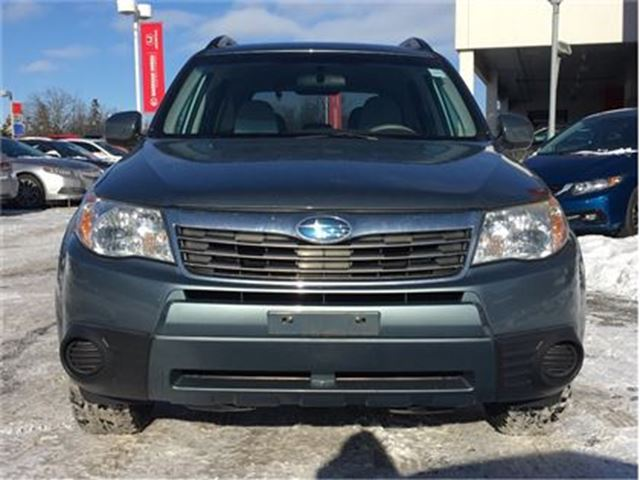 2010 SUBARU FORESTER 2.5X at in Markham, Ontario